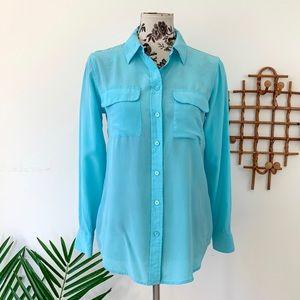Equipment Slim Signature 100% Button Down Shirt